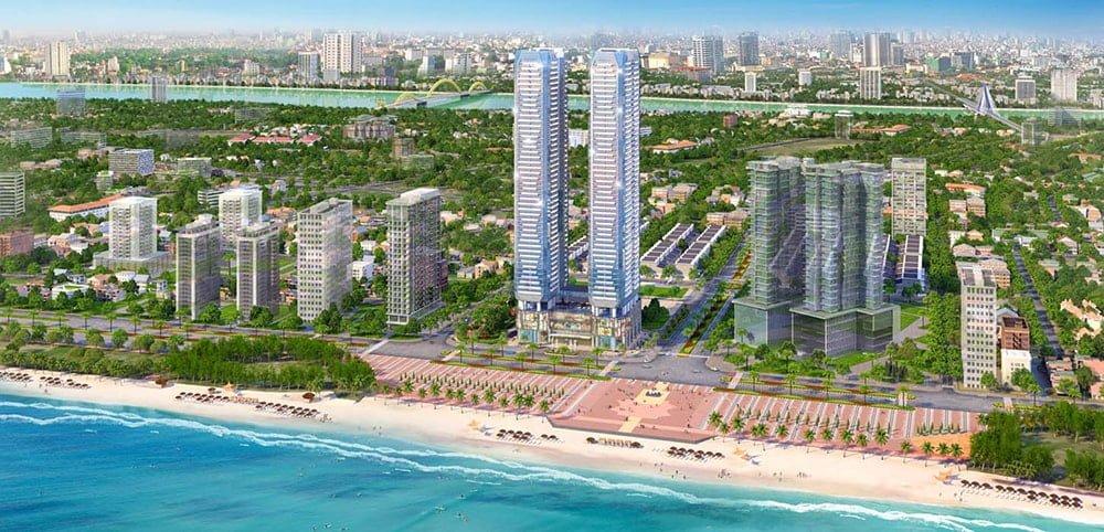 Tổng quan Condotel T&T Twin Towers Đà Nẵng