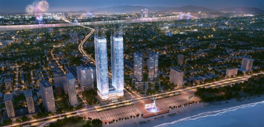 dự án Condotel Twin Towers Đà Nẵng