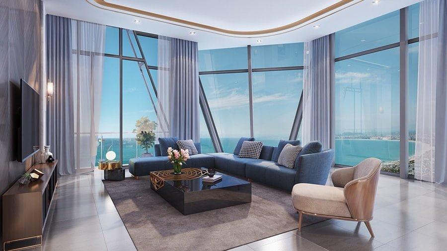 căn hộ Condotel Twin Towers Đà Nẵng