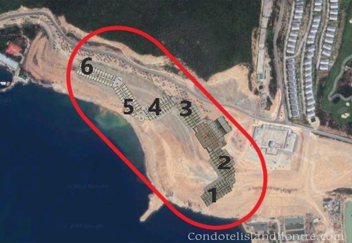 vị trí dự án vinpearl island đảo hòn tre