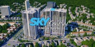 chung cư sky central