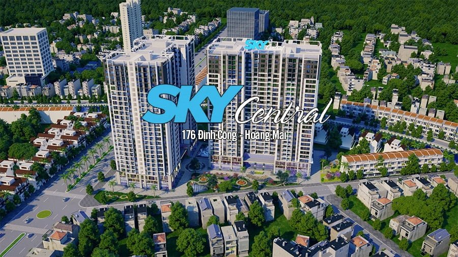Bảng giá chung cư Sky Central cập nhật Mới Nhất bởi CĐT