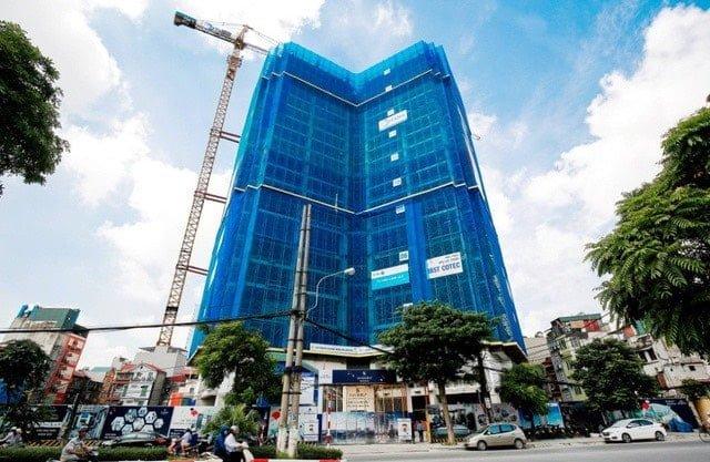 Cập nhật tiến độ xây dựng dự án Samsora Premier 105