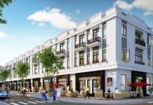 dự án new city phố nối