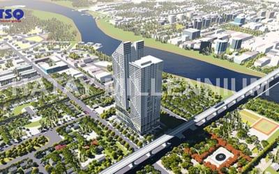 Tòa tháp Thiên Niên Kỷ Hà Đông | Chung cư Hatay Millennium số 4 Quang Trung