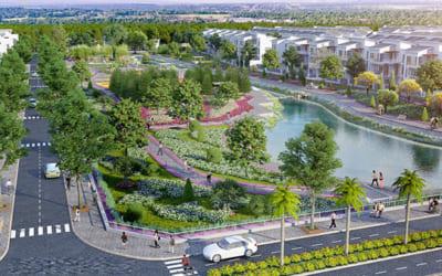 Đất nền Phố Nối Hưng Yên hút giới đầu tư địa ốc, nhờ hưởng lợi từ làn sóng đầu tư công nghiệp
