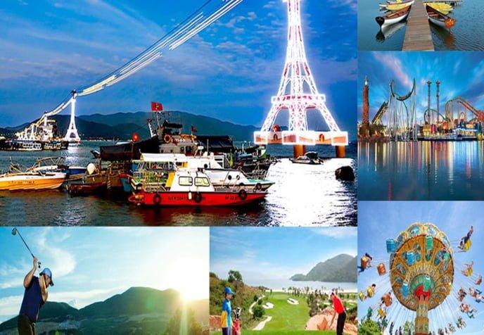 Tiện ích Condotel Island Nha Trang