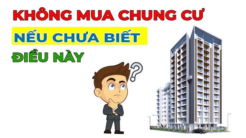 Tất tần tật những điều cần biết khi mua chung cư lần đầu