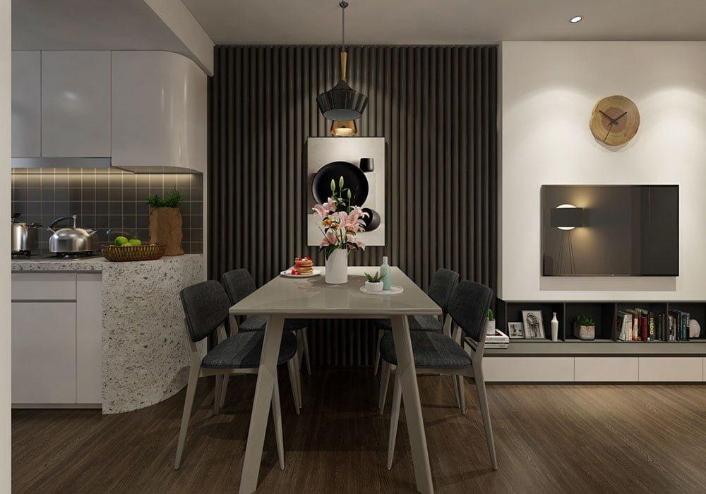 Nhà mẫu dự án căn hộ chung cư Apec Golden Palace (4)