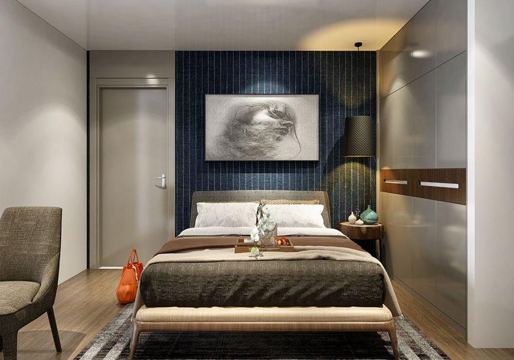Nhà mẫu dự án căn hộ chung cư Apec Golden Palace Lạng Sơn