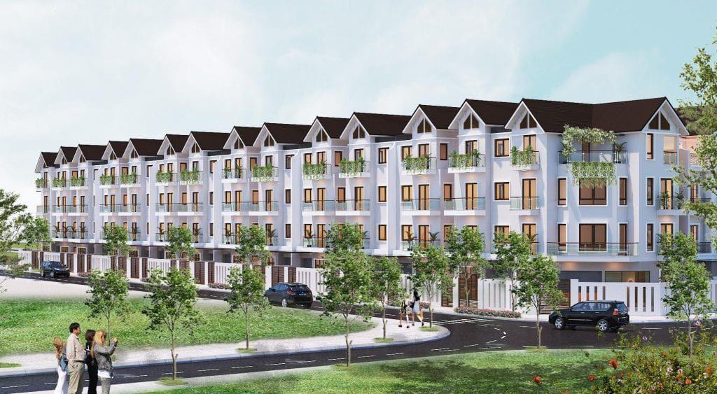 Dự án đất nền Shopvillas Apromaco