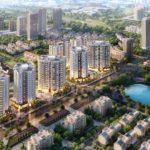 Chung cư Le Grand Jardin Sài Đồng