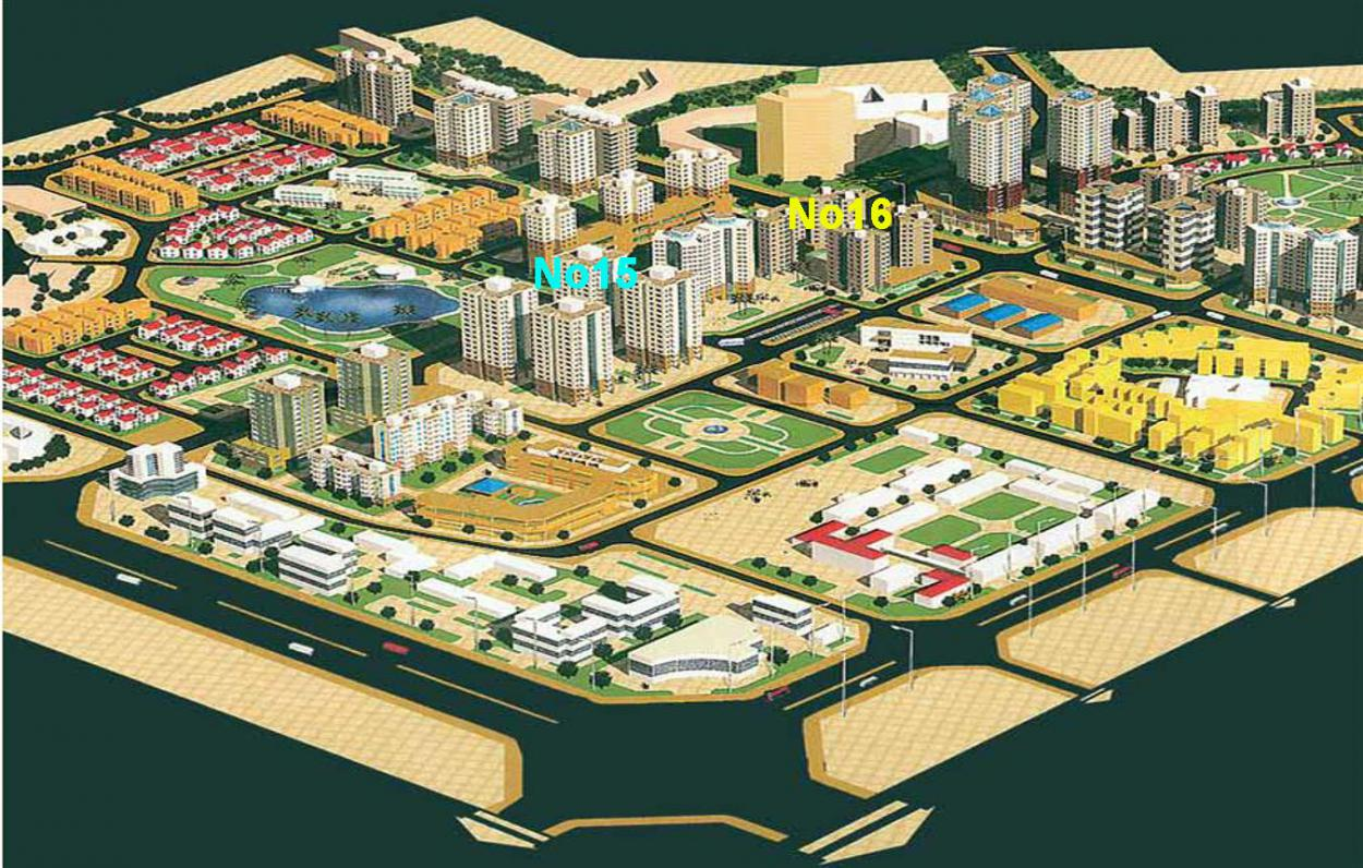 Dự án No15 No16 Sài Đồng