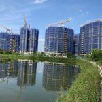 Tiến độ dự án No15 No16 Sài Đồng