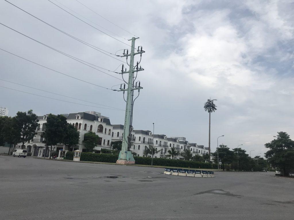 Tiến độ dự án Le Grand Jardin Sài Đồng