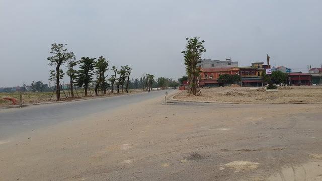 Tiến độ xây dựng Khu đô thị hương mạc