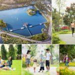 Tiện ích tại khu đô thị mới Sài Đồng