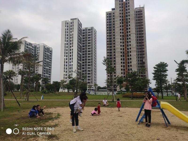 Tiến độ xây dựng CT11 Hồng Hà Eco City