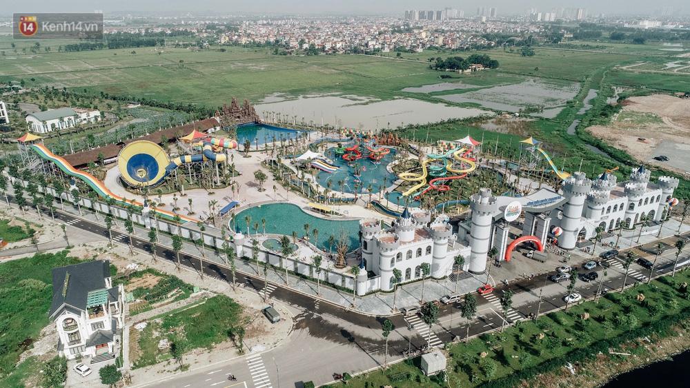 Công viên nước khu đô thị Thanh Hà