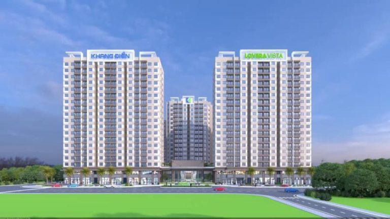 dự án Lovera Vista Khang Điền