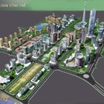 Hình ảnh khu đô thị Thanh Hà Hà Đông