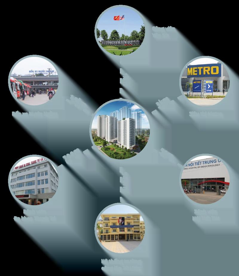 Liên kết vùng CT11 Hồng Hà Eco City