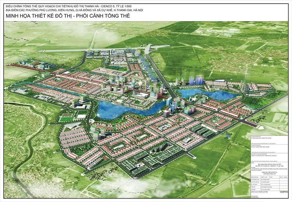 Khu đô thị Thanh Hà