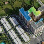 Mặt bằng dự án Lovera Vista Khang Điền