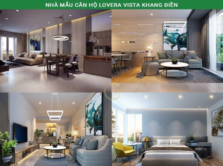 Nhà mẫu Lovera Vista Khang Điền