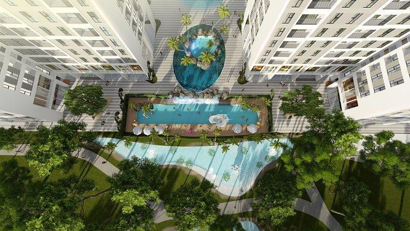Tiện ích Gardenia Hồng Hà Eco City