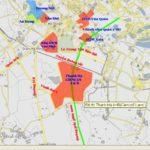 Vị trí khu đô thị Thanh Hà Hà Đông Google Map