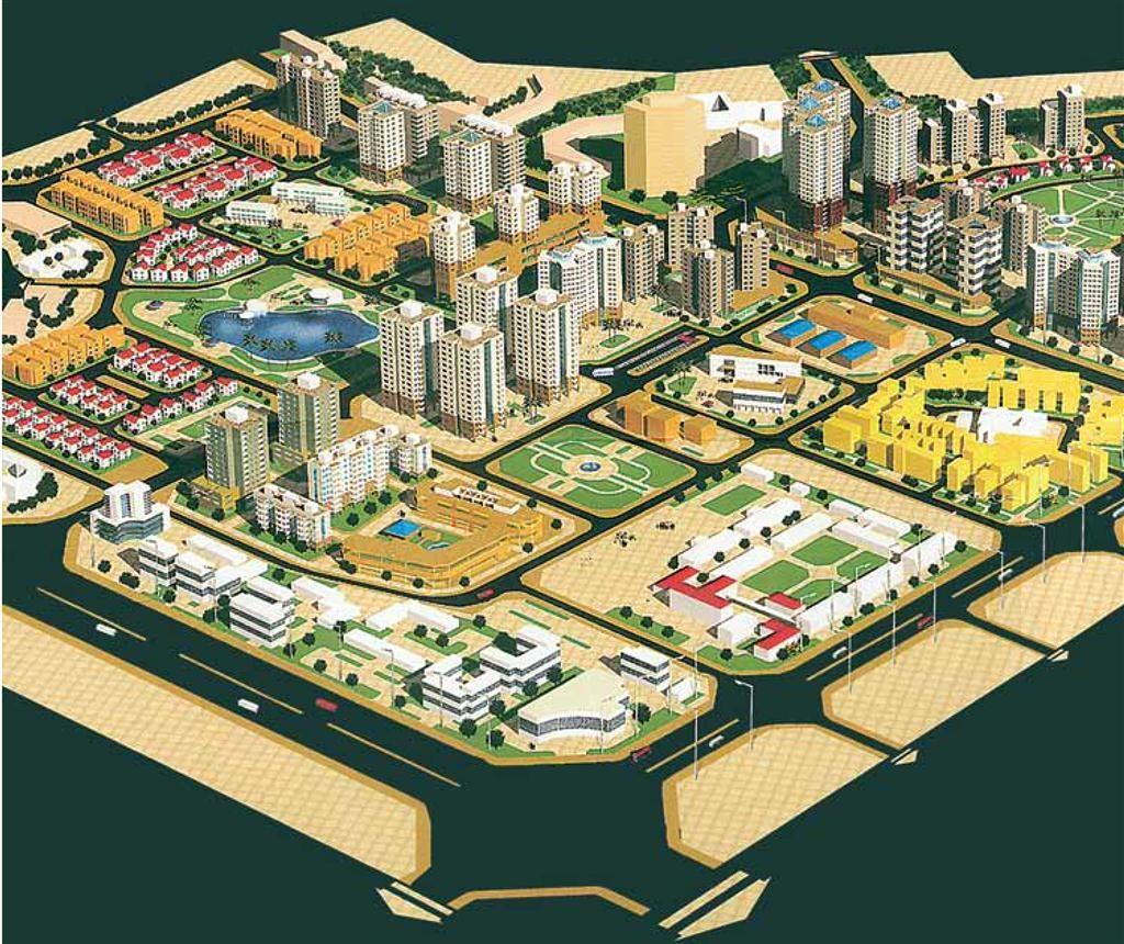 Bản đồ quy hoạch khu đô thị mới Sài Đồng