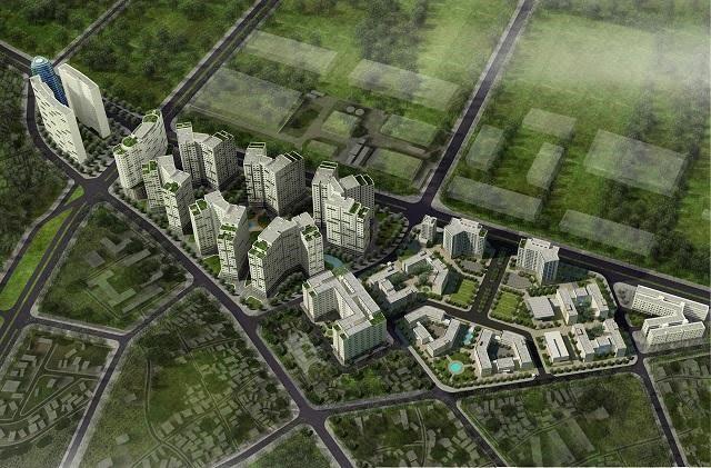Dự án khu đô thị mới Sài Đồng