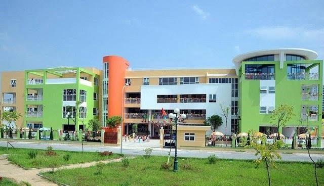 Trường mầm non khu đô thị Sài Đồng