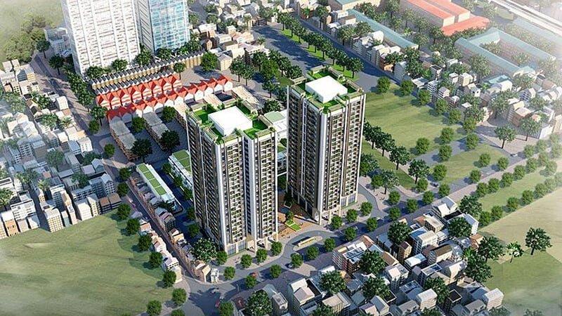 Đánh giá chung cư Thống Nhất Complex