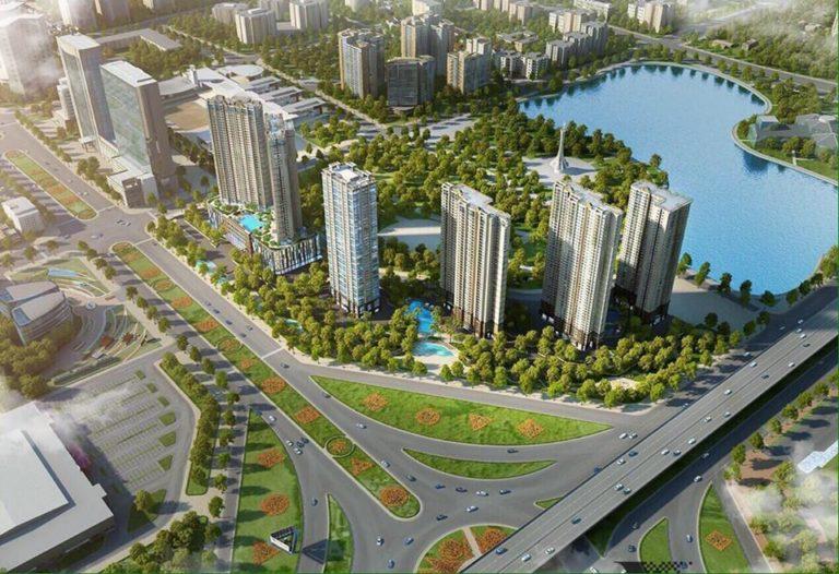 Dự án Chung cư mặt đường Trần Duy Hưng