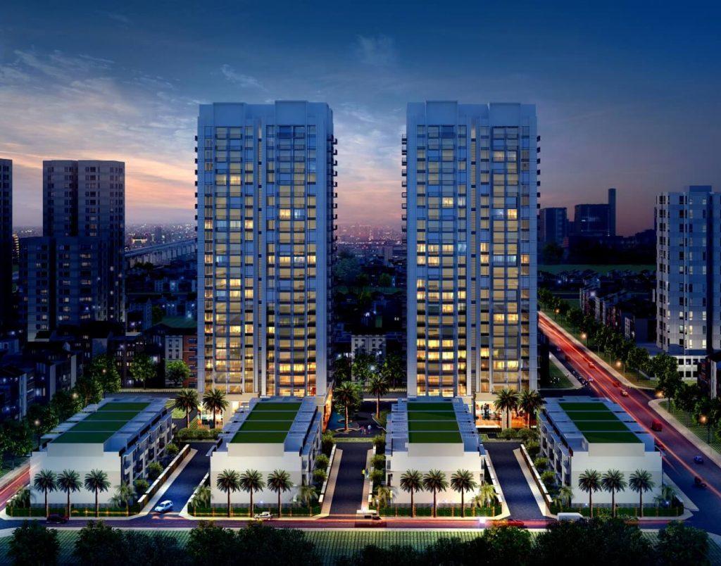 giá chung cư Thống Nhất Complex