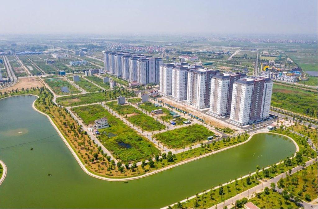 Chung cư A1.2 HH01 Thanh Hà