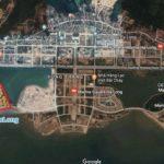 Vị trí dự án Aqua City Hạ Long Google Map