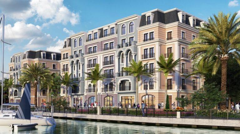 Shoptel Aqua City Hạ Long lô góc