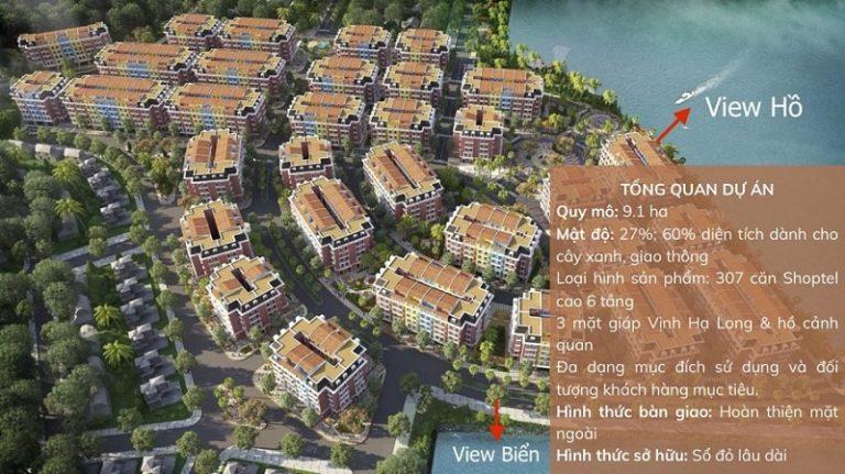 Thông tin Shoptel Aqua City Halong