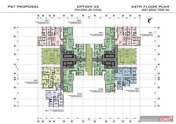 Thiết kế dự án BRG Park Residence Hoàng Đạo Thúy