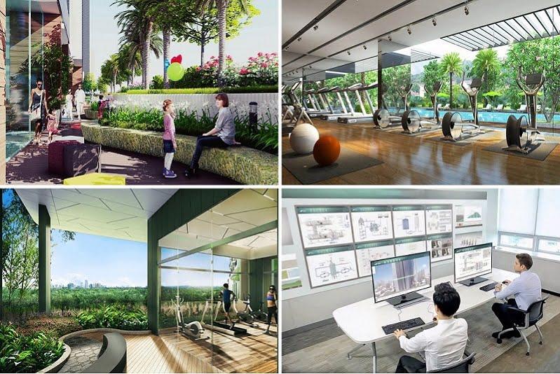 BRG Park Residence 41 Lê Văn Lương