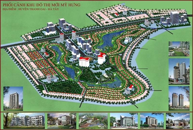 Khu đô thị Mỹ Hưng Cienco5 - Hải Phát