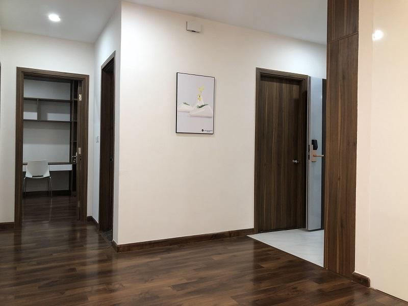 Hình ảnh căn hộ mẫu dự án BID Residence