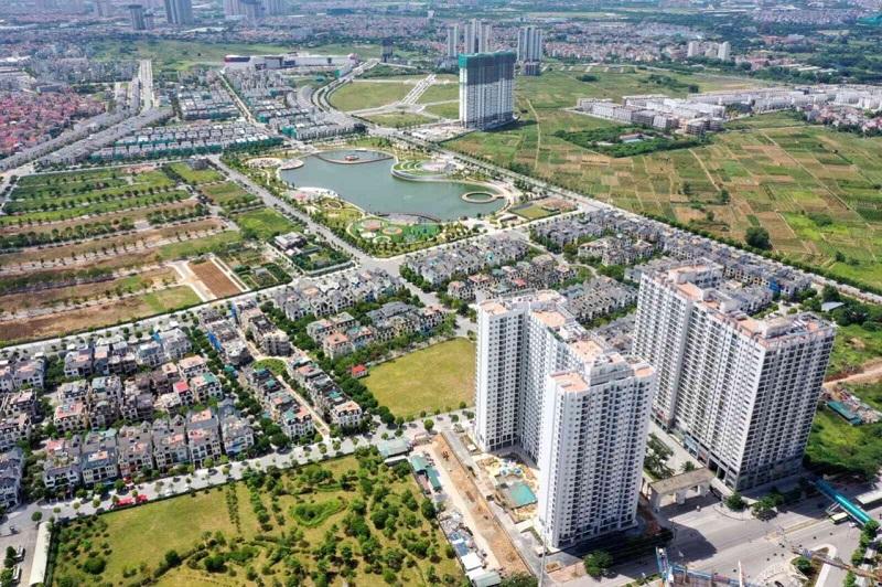 Dự án BID Văn Khê nằm đối diện khu đô thị Nam Cường