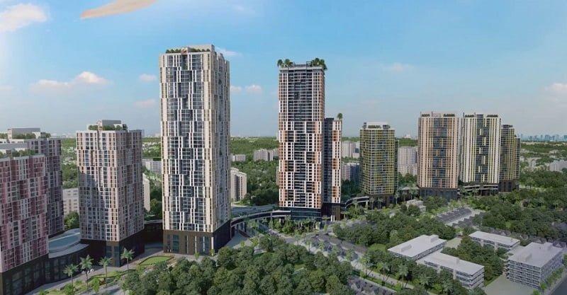 Giá bán Chung cư BID Residence