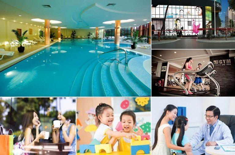 Tiện ích Chung cư BID Residence