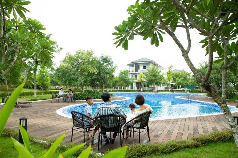 Tiện ích dự án Hà Đô Charm Villas