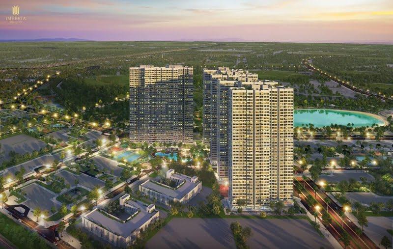 Chung cư Imperia Smart City - Thông tin, Giá bán, Chính sách 2020